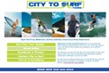 City To Surf Tours website
